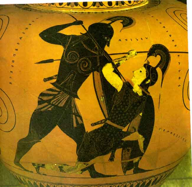 I need to write an 8 page essay about the greek amazons. can someone help me?