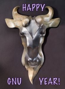 311_Wildebeest_Mask_Front_Bronze_150_copy