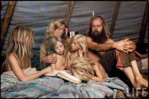 America's 1970s Hippie Communes (1)