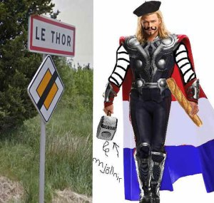 funny-French-Thor-sign-street