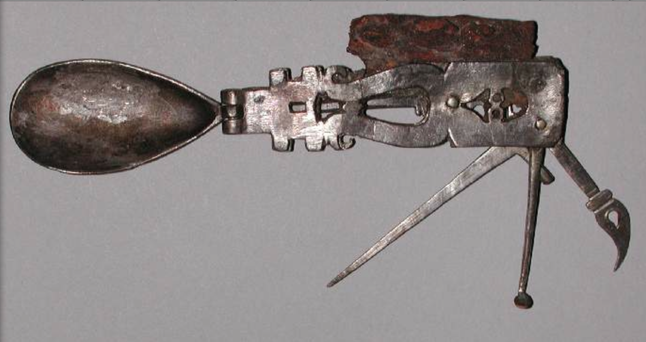 A Roman Multi Tool Stannous Flouride S Book Of Truthiness