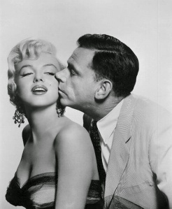 Marilyn Monroe and Tom Ewell in 'The Seven Year Itch' in 1954 (10)