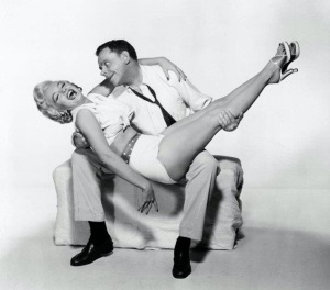 Marilyn Monroe and Tom Ewell in 'The Seven Year Itch' in 1954 (6)