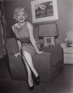 Marilyn Monroe of the 1950s (8)