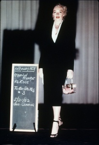 Marilyn Monroe Wardrobe Tests for Niagara (4)