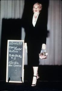 Marilyn Monroe Wardrobe Tests for Niagara (4)