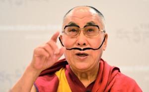 Salvador Dali Lama