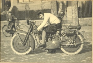Harley-Davidson Sport 20-J, 1920s