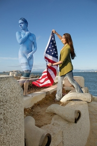 Alcatraz_-Body-Jail_Wave-Organ_San-Francisco_Boticelli_Venus_Bodypaint_Camouflage_Body-Art_Trina-Merry_Web