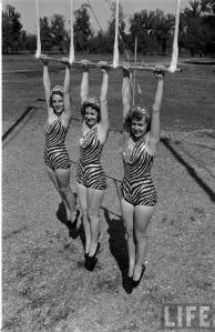 Circus Girl University of Florida, 1952 (19)