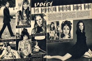 French-film-magazine-Ciné-Revue-profiles-the-Bond-girls-of-OHMSS