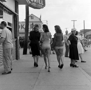 Sam Shere - Rockaway Beach, 1946 (19)