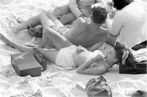 Sam Shere - Rockaway Beach, 1946 (26)