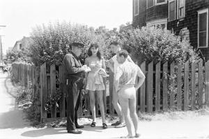 Sam Shere - Rockaway Beach, 1946 (6)