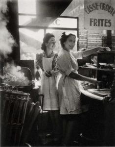 Willy Ronis, Paris 1940s-50 (12)