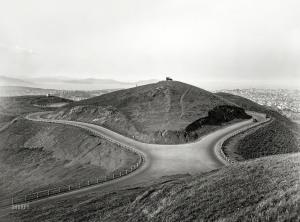 San Francisco circa 1925.