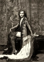 Ziegfeld Model - Risque - 1920s - by Alfred Cheney Johnston. Restored by Nick & jane. Enjoy!