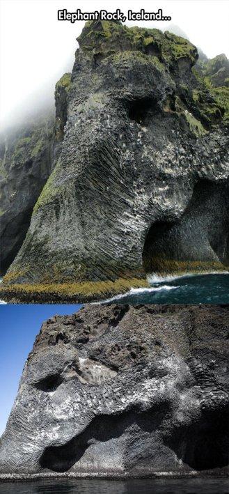 cool-elephant-rock-island-ocean