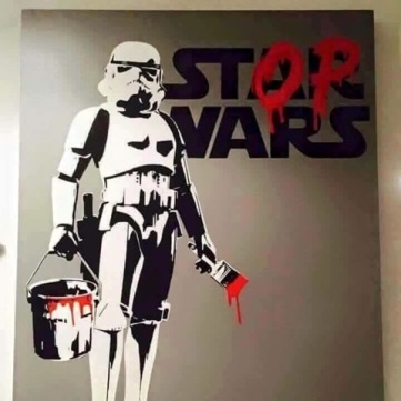 no wars:star wars