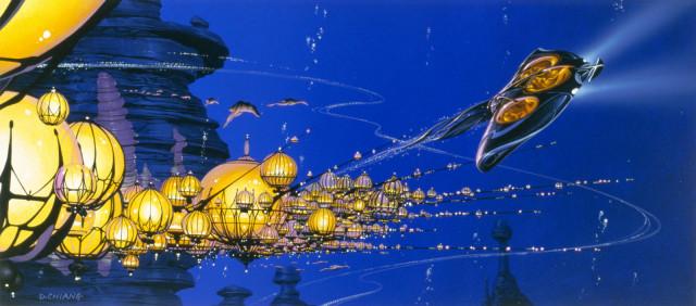 Otoh Gunga City STAR WARS™: Episode I The Phantom Menace