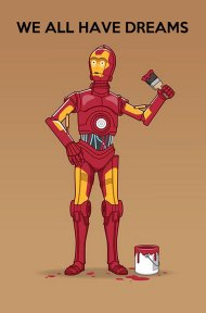 cool-Star-Wars-C3PO-painting