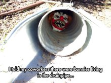 funncool-coworkers-drainpipe-clown-mask