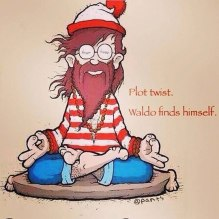 funncool-Waldo-cartoon-yoga-beard