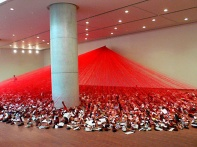 Breath of the Spirit Chiharu Shiota3